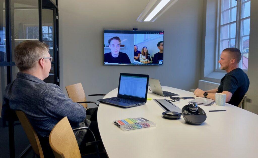 Digitalt möte