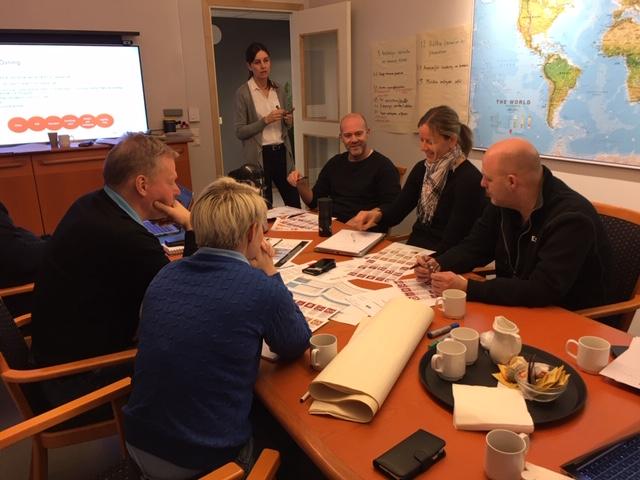 workshop globala mål